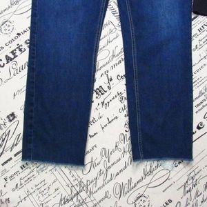 Buffalo David Bitton Jeans - Buffalo Women's Fringe Hem Francesca 12/31 Jeans